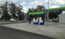 Открылась новая автозаправка Neste на Видземском шоссе