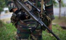 Lielbritānija pārdod ieročus potenciāliem cilvēktiesību pārkāpējiem