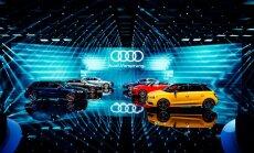 'Audi' apliecinājis mērķi kļūt par vadošo digitālo autobūves uzņēmumu