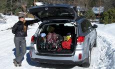 Četri auto, ar kuriem braukt slēpot