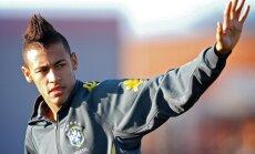 Arī Mahačkalas 'Anži' pretendē uz jauno brazīliešu talantu Neimaru