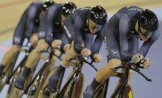 Fotoreportāža: Latvijas sportistiem Olimpiādē mainīgas sekmes; tiek laboti vairāki rekordi