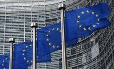 EK rosina apturēt struktūrfondu maksājumus Spānijai un Portugālei