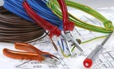 Aicina pārbaudīt iekšējos elektrotīklus un ievērot elektrodrošību