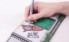 Izdota praktiska grāmata grafiti un ielu mākslas kultūras mīļotājiem