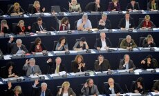 EP deputāti beidz darbu plenārsesijās un nododas priekšvēlēšanu aktivitātēm