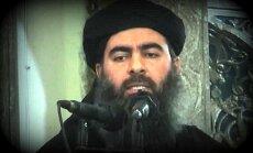 Irākieši: al Bagdadi, visticamāk, slēpjas Sīrijas-Irākas pierobežā
