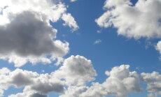 В четверг ожидается переменная облачность, возможны грозы и дожди