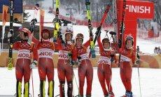 Все призеры 15-го дня Олимпиады и медальный зачет: национальный рекорд Норвегии
