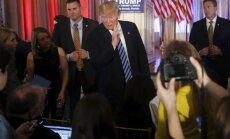 Konkurenti apsūdz Trampu par vardarbību Čikāgā