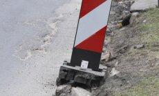 RD pāri palikuši 14,2 miljoni eiro no pērn ielu remontdarbiem atvēlētās summas