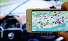 Индекс Waze: Латвия — седьмая лучшая в мире страна для езды на автомобиле