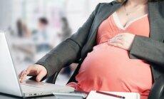 Sievietēm ar augstāko izglītības līmeni bērni dzimst izteikti vēlāk
