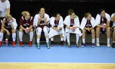 Latvijas izlases basketbolistes uzskata, ka Eiropas čempionātā nav paveicies