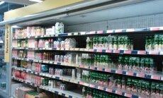 Krievijā sākušas augt cenas visiem pārtikas produktiem