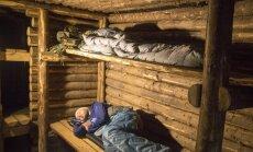 Iepazīstam Latvijas pierobežu: ikaruss Apes trasē un nakšņošana partizānu bunkuros