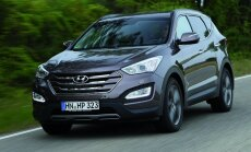 Šogad palielinājies 'Hyundai' apvidnieku zādzību skaits