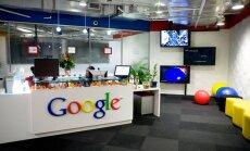 'Google' akciju cena pirmo reizi pārsniedz 1000 dolāru atzīmi
