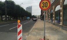 Rīgas siltums объявил о новом этапе ремонта на ул. Бривибас: возможны пробки