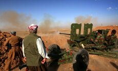 ASV pārtrauks ieroču piegādes kurdu karotājiem Sīrijā