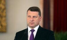 Krievijas pretsankciju pārvarēšanai Vējonis mudina amatpersonas aktīvāk aizstāvēt valsts intereses ES