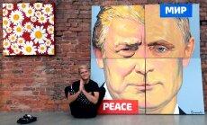 Tramps pēc divstundīgās sarunas G20 laikā vēlreiz gājis runāties ar Putinu