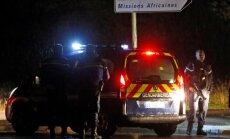 Uzbrucējs misionāru pansionātā Francijā nogalinājis sievieti
