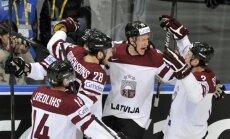 Latvija nesalūst pēc noraidījumiem un izcīna otro uzvaru