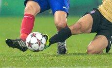 Gaurača divi vārti sekmē valsts čempiones 'Spartaka' pārliecinošu uzvaru virslīgas spēlē pret 'Metta'/LU