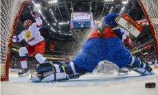 Krievijas izlase priekšlaicīgi nodrošina uzvaru Eirotūres otrajā posmā