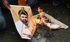 Indijā piespriests nāvessods diviem Mumbajas 1993.gada teroraktu īstenotājiem