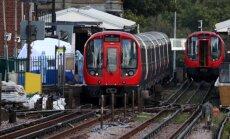 Pēc terorakta Londonas metro 22 cilvēki nogādāti slimnīcās