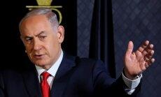 WSJ: Нетаньяху согласовал с Трампом атаку в Сирии