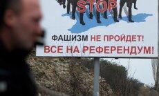 Valsts politiku Krimā atbalsta 85 pazīstami Krievijas kultūras darbinieki