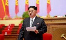 Ким Чен Ын рассказал о планах воссоединить две Кореи