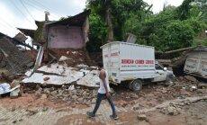 Keralā plūdos jau 445 bojāgājušie