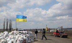 Ukraina lūdz starptautiskās sabiedrības palīdzību 25.maija vēlēšanu norises nodrošināšanai