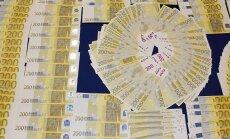Spānijas policija sagrāvusi vienu no Eiropā lielākajiem eiro viltošanas tīkliem