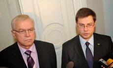 Brigmanis: Dombrovska vienošanās ar ZZS par ES budžetu nav izpildīta un notikusi piekāpšanās ES diktātam
