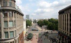 Putekļu koncentrācija Rīgā aprīlī – nedaudz zemāka nekā citos gados