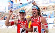 Самойлов и Шмединьш — триумфаторы этапа Кубка мира в Австрии