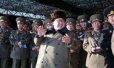 Ким Чен Ын анонсировал межконтинентальную ракету