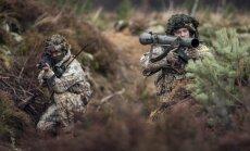 '2% no IKP: Kā mūs aizsargās?' No 8 tūkstošiem rezerves karavīru trīs gados iemaņas atjaunojuši 357