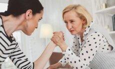 Riebīgā vīramāte vai neizdarīgā vedekla? Nebeidzamā paaudžu konflikta šķetināšana