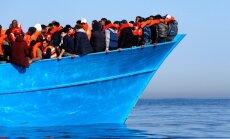 Eiropas valstis vienojas ierobežot laivu eksportu uz Lībiju