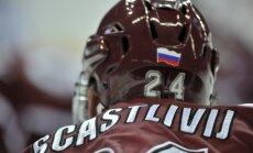 Rīgas 'Dinamo' komandā ir teicams kolektīvs, saka Ščastļivijs