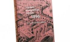 Izdota grāmata '1896. Latviešu etnogrāfiskā izstāde'