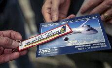 Рейс из Сингапура в Нью-Йорк длился 17 часов. Беспересадочные полеты - будущее авиаиндустрии?