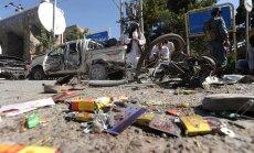 Incidentos Afganistānā iet bojā divi ASV un divi Lielbritānijas karavīri