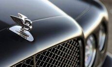 'Bentley' uz Jūrmalas šosejas traucas ar ātrumu 142 kilometri stundā